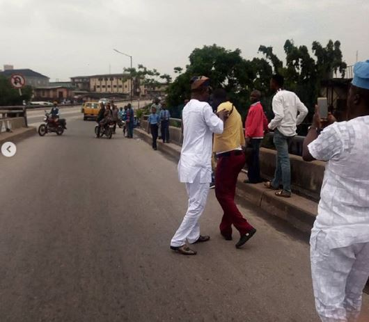 Disgraced LASTMA official