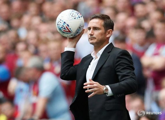 Just In: Chelsea Confirm Signing Lampard As New Manager