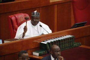 lawan 300x200 - Senate President Ahmed Lawan Reacts To Assault On Ike Ekweremadu