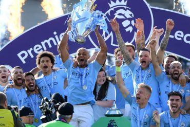 [Full List] Man City Ranked Best Football Team In The Word