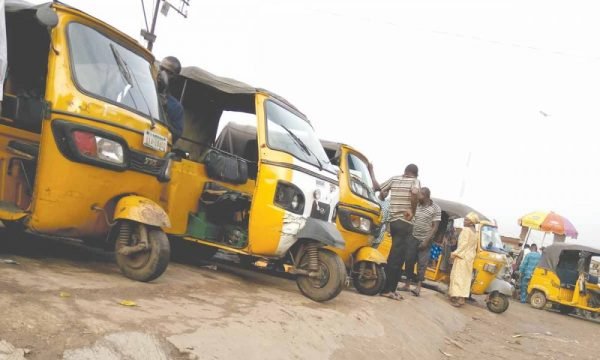 maruwa 600x360 - Anambra Bans Tricycle Association From Operating In The State