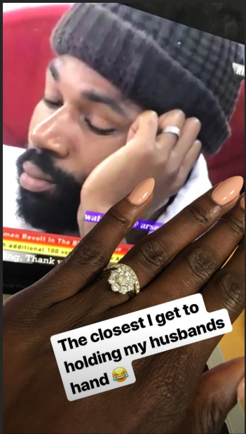 mind - #BBNaija 2019: Mike's Wife Reveals How She Gets Close To Her Husband