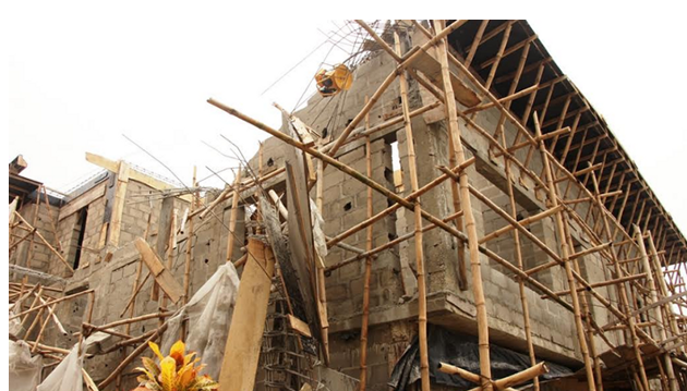 Four Killed, Several Trapped As Uncompleted Building Collapses In Delta