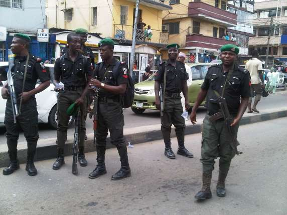 police - FUOYE: Policeman Attacked In Viral Video Feared Dead
