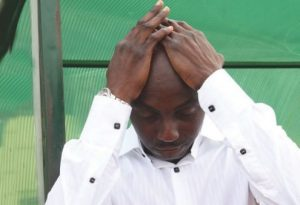 samson 300x205 - Nigerians React As FIFA Hands Samson Siasia Life Ban From Football Related Activity