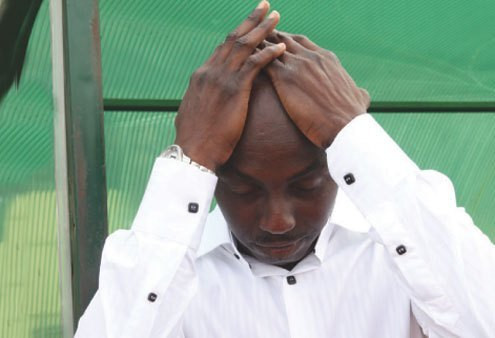 samson - Why We Banned Siasia For Life — FIFA