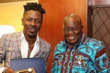 Shatta Wale Dedicates His Beyoncé Feature To Ghana President