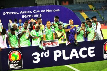 AFCON2019: Super Eagles Set Record