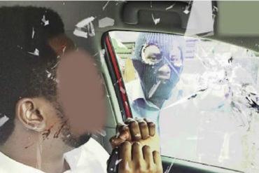 (EXCLUSIVE) Traffic Robberies On The Rise In 'Mega City' Of Lagos