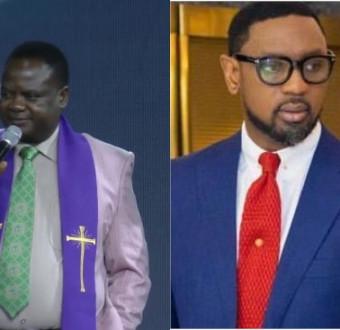 Rev. Israel Akanji and fatoyinbo