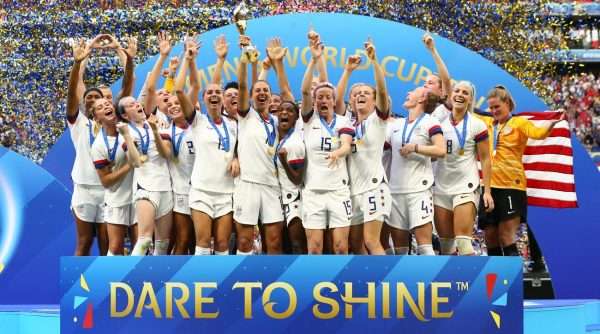 US wins their fourth womens world cup