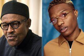 Buhari and Wizkid