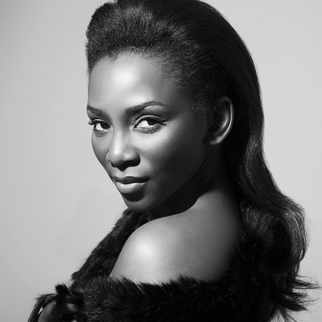 Actress, Genevieve Nnaji Looks Gorgeous In New Photos