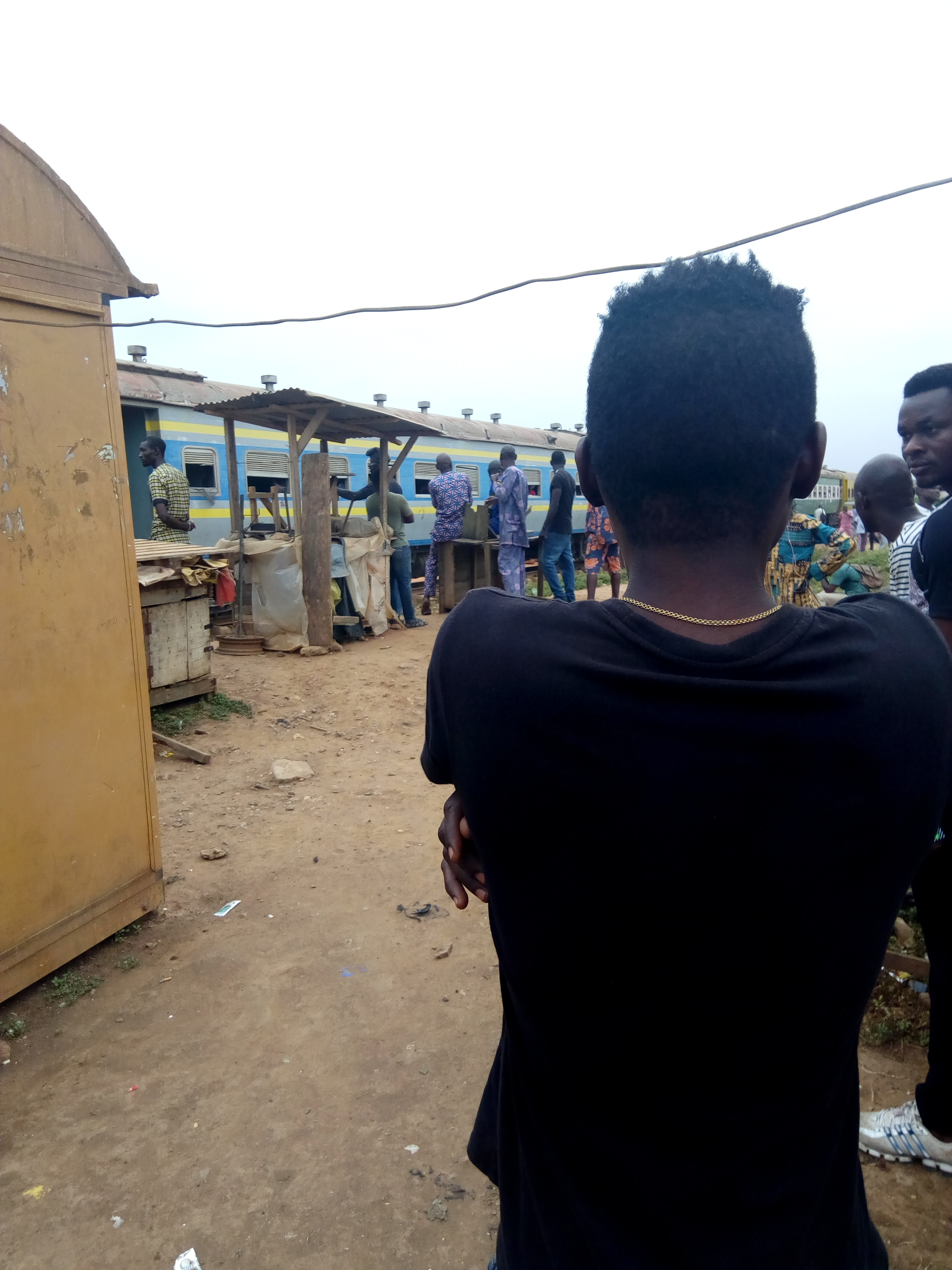 Inside Life Of 'Area Boys' In Lagos (Exclusive)