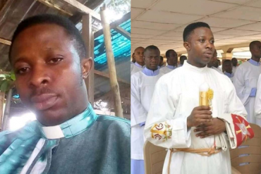 Nigerian Lady Calls Out Reverend Father Who Beat Up Her Old Mother