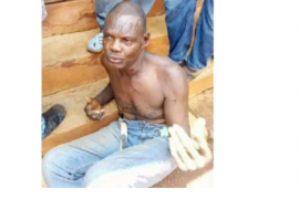 Mob Almost Lynch Patent Medicine Seller Who Allegedly Raped 4-Year-Old