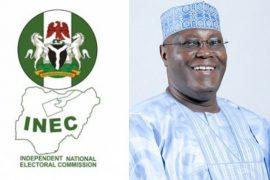 INEC, Atiku Abubakar