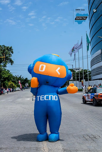 1 8 - The Streets Light Up As TECNO Sponsors The 2019 BMW Autofest