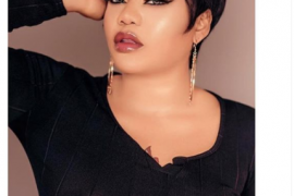[Photos]: Toyin Lawani Flaunts Underboobs In New Sexy Photos