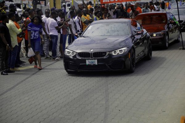 10 600x400 - The Streets Light Up As TECNO Sponsors The 2019 BMW Autofest