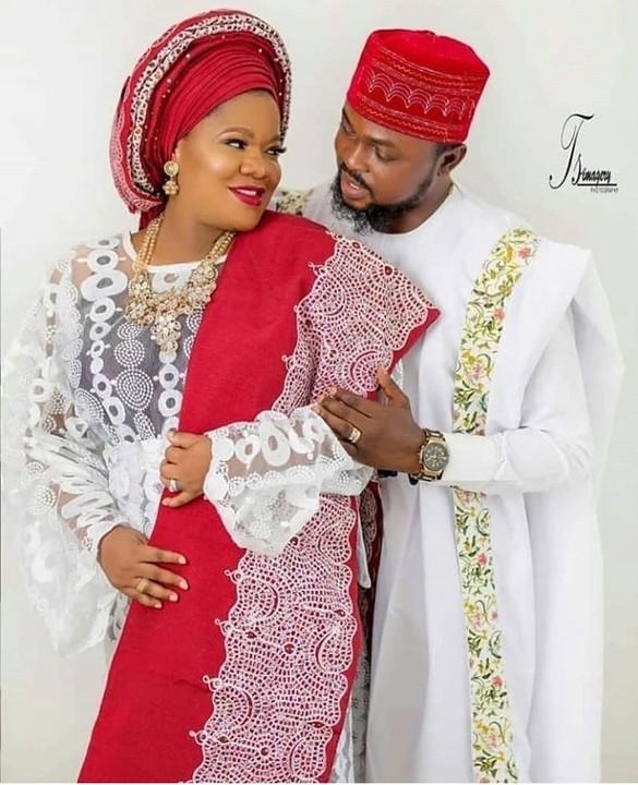 10032877 img20190814133709 jpegb6d3bea2300553439a07817709f95dc1 - Actor, Kolawole Ajeyemi Uploads Maternity Pictures Of Wife, Toyin Abraham