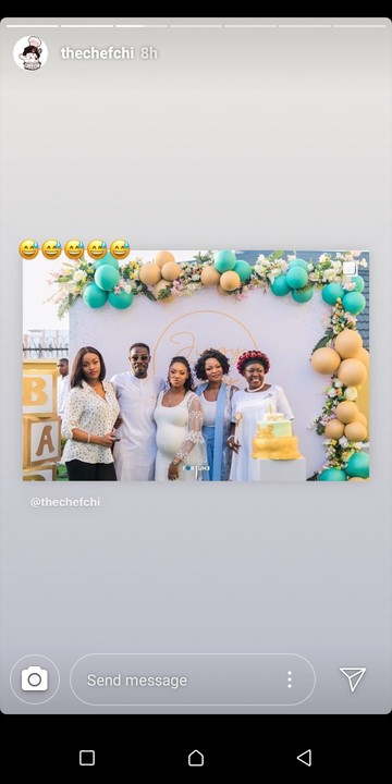 10054282 screenshot20190818050624 jpeg11142db93aff627bc39a6fa69a732769 - Davido's Girlfriend, Chioma Denies Pregnancy Rumour