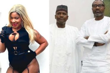 Porn Star, Afrocandy Tells Otedola, Dangote To Solve Nigeria's Power Problem
