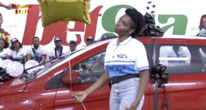 Khafi wins IVM from Innoson motors