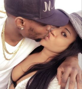 Nkechi Blessing and Boyfriend