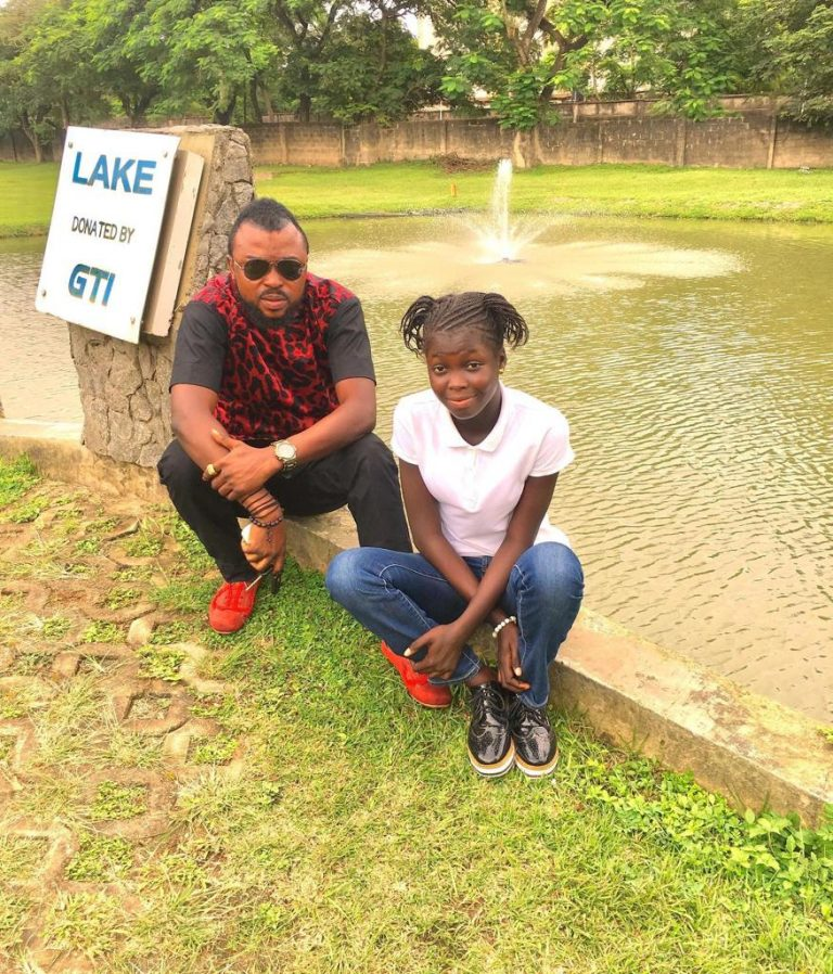 2 12 768x898 - Photos Of Toyin Abraham's Husband And His Daughter Breaks The Internet