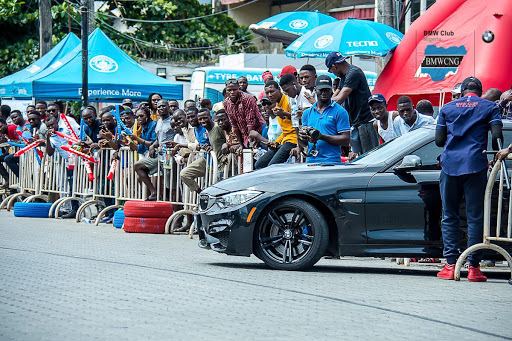 2 2 - The Streets Light Up As TECNO Sponsors The 2019 BMW Autofest
