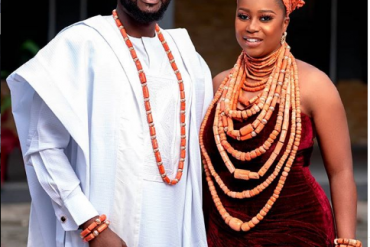 Music producer TY Mix Ties The Knot With Ivie Ogbonmwan