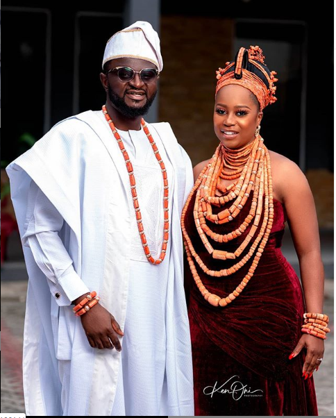 2 24 - Music producer TY Mix Ties The Knot With Ivie Ogbonmwan