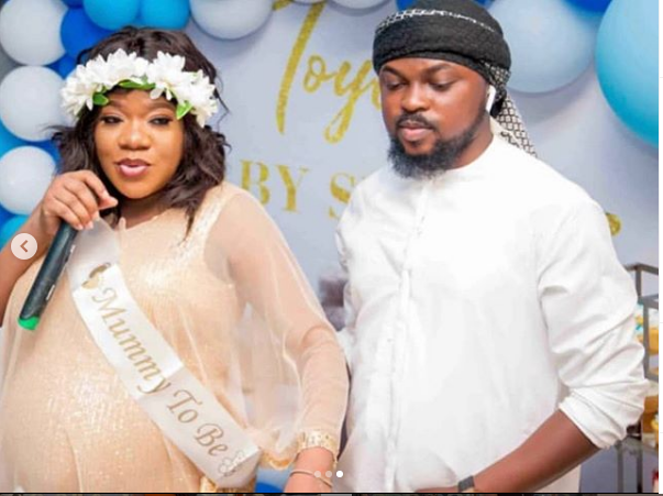 See Photos From Toyin Aimakhu's Baby Shower