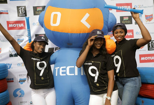 3 2 - The Streets Light Up As TECNO Sponsors The 2019 BMW Autofest