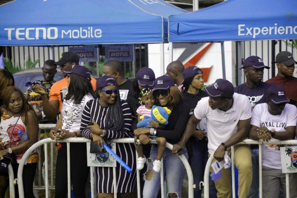 5 2 600x400 - The Streets Light Up As TECNO Sponsors The 2019 BMW Autofest