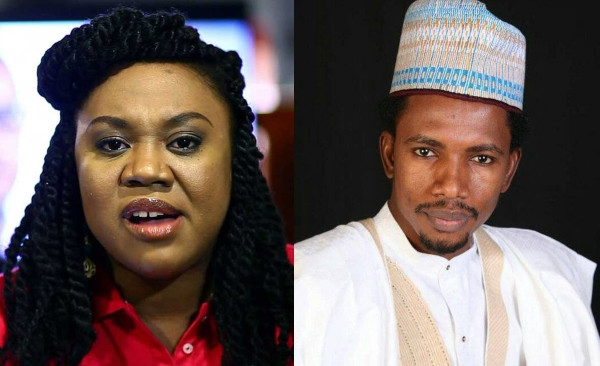 'So Shameful That This Could Be Tolerated' - Stella Damasus Reacts To Senator Abbo Receiving An Award For Excellence