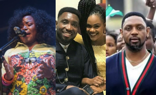 [Video]: 'Please Shut The F**K Up' - Omawaumi Reacts To Busola Dakolo's Rape Allegation