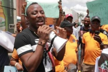 Sowore Collected Millions Of Dollars To Overthrow Buhari, Free El-Zakzaky — DSS