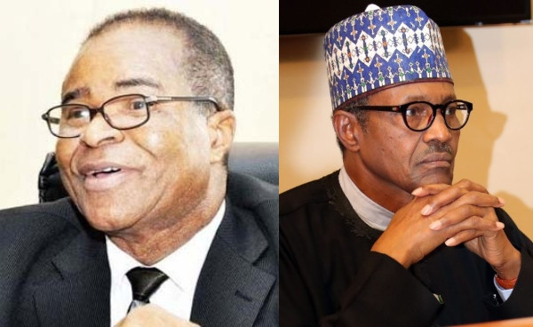 'You Are A Very Weak Man' - Buhari's Former Lawyer Mike Ahamba Blasts Him