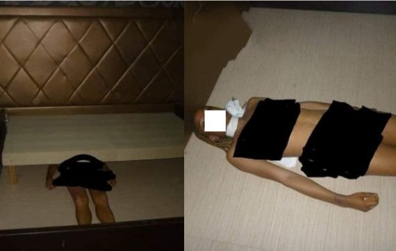 Corpse Of Young Lady Found Underneath A Hotel Bed In Owerri