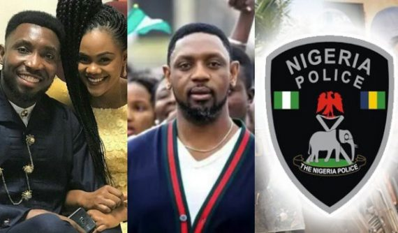 'The Police Forced Me To Sign A Letter Countering My Rape Case Against Fatoyinbo' - Busola Dakolo