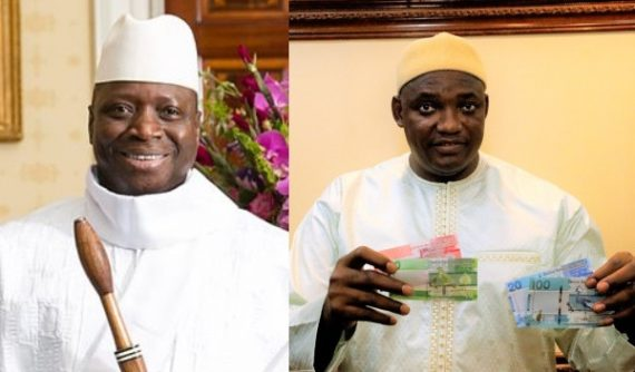 Yahya Jammeh's Image Removed From Gambia's Banknotes