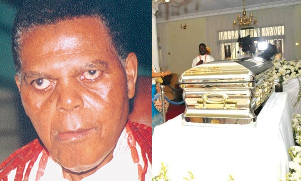 Thieves Break Into Michael Ibru Gave To Steal His Casket