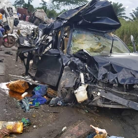 7 Confirmed Dead In Benin-Asaba Expressway Accident