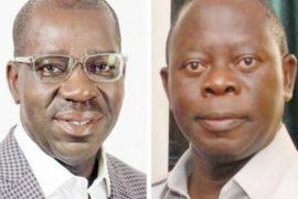 Obaseki and Oshimhole