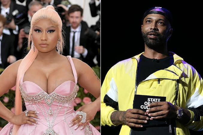 'You Are Used To Dealing With Stupid People, Not Me' - Nicki Minaj Slams Joe Budden