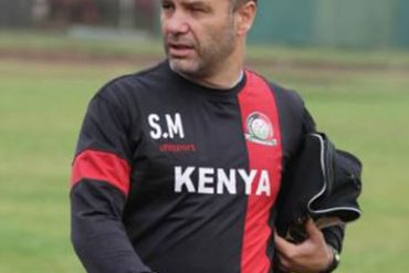 Kenyan Coach Sebastein Migne Sacked By The Country's Football Federation