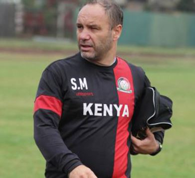 Sebastien Migne Sacked As Kenya Coach