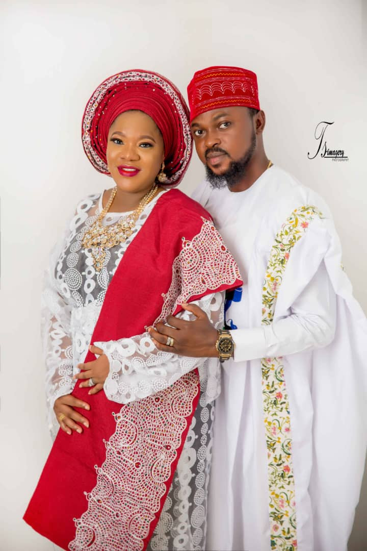 More Photos Emerge From Toyin Aimakhu's Engagement Party